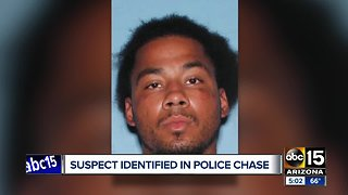 Suspect shot and killed in West Valley police chase identified