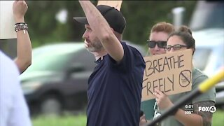 Parents suing Lee County Schools say mask policy is unconstitutional