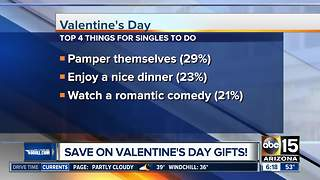 Save on Valentine's Day gifts!