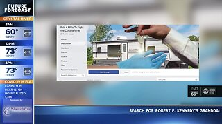 Facebook group connects RV owners with first responders