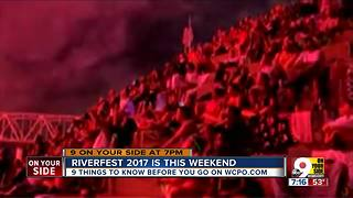What to know ahead of Riverfest 2017 - Video