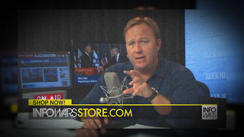 Alex Jones Warned You of The Plandemic 11 Years Ago!