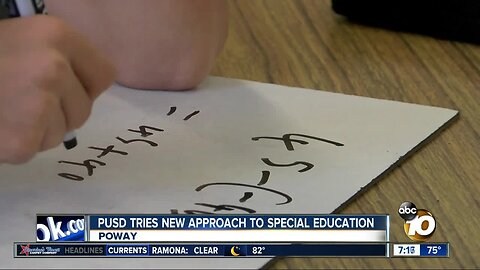 PUSD tried new approach to special education