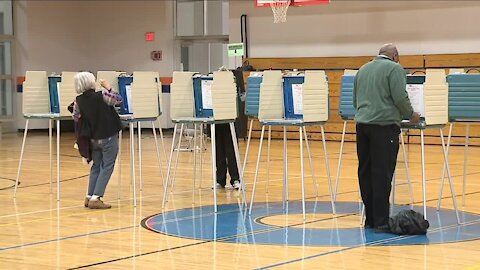 Record number of poll workers signed up for Election Day, but some still needed in select counties