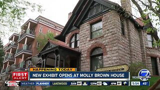 New exhibit at Molly Brown House features other residents