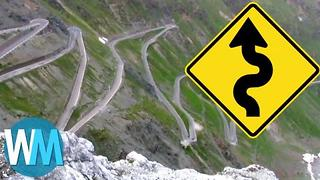 Top 10 Most Dangerous Roads In the World - Video