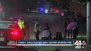 2 dead in Raytown house fire; 6 others escape - Video