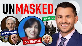 CDC Unmasks & Rand vs. Fauci, Bipartisan Capitol Hill Investigation, Garland on White Supremacy