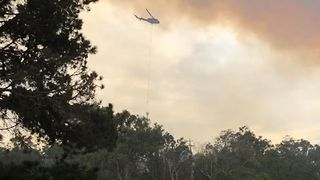 Bushfire Destroys Homes in Tathra - Video