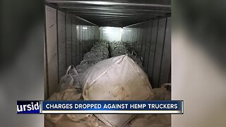Charges dropped against Oregon truck driver in Idaho hemp charge