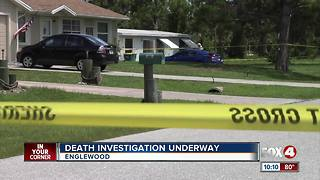 Death investigation in Englewood - Video