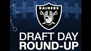 NFL Draft day 3 Raiders round-up