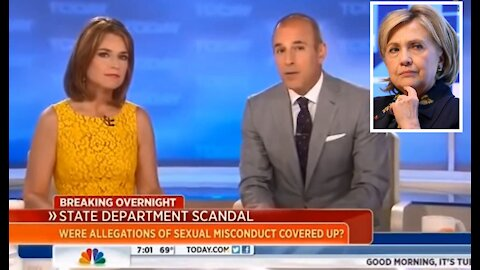 2013 NBC Report Hillary's State Department Cover Up Crimes