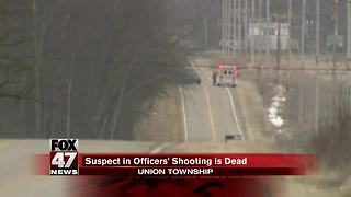 Two state troopers shot in Branch County - Video