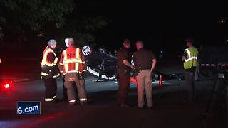 Police: Speed and alcohol may be factors in De Pere crash - Video