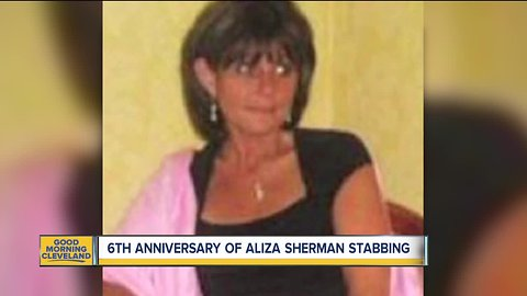 Vigil being held 6 years after Aliza Sherman's stabbing death