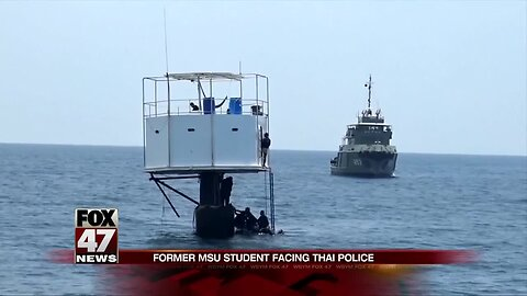 Former MSU student facing possible death sentence in Thailand
