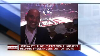 Local sports journalists launches fundraiser for freelancers out of work