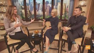 Hot Topics chats with Kelly Ripa and Ryan Seacrest - Video