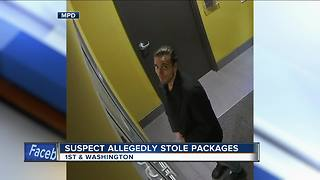 Suspect wanted in Walker's Point apartment burglary - Video