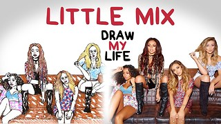 Little Mix | Draw My Life - Video