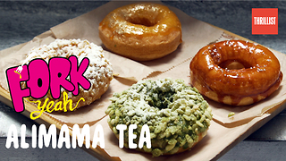 The Home of Chinatown's Perfect Mochi Donuts
