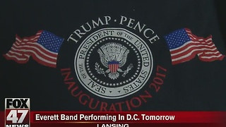 Everette band performing in D.C. today - Video
