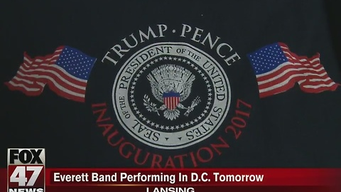 Everette band performing in D.C. today