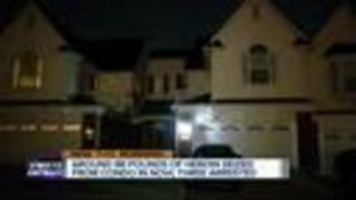DEA agents seize 88 pounds of heroin from metro Detroit condo - Video