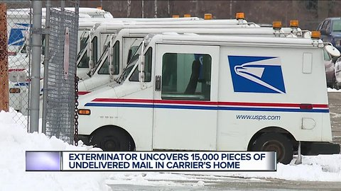 Postal worker accused of stealing nearly 15,000 pieces of mail in Macomb County