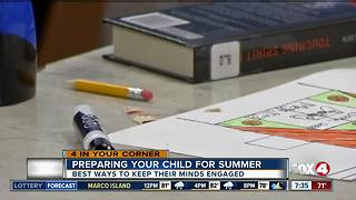 Preparing Your Child For Summer