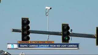 Clearing up traffic camera confusion