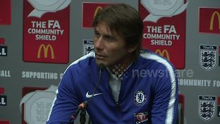 Conte: Courtois one of Chelsea's best penalty takers - Video