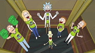 Rick and Morty - Season 3 Episode 7 - The Ricklantis Mixup - Video
