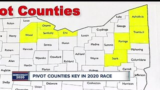 The unique role Ohio's 'pivot' counties will play in the 2020 presidential election