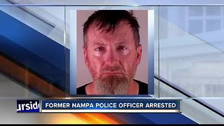 Former cop accused in Nampa double murder - Video