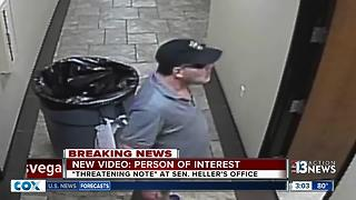 Police looking for person of interest in Dean Heller case - Video