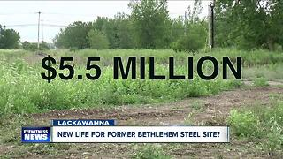 New life for former Bethlehem Steel site? - Video