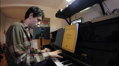 The New Piano Man, Julian Velard