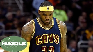 Cleveland Cavs SLUMPING; Who Do They Need to Get Rid Of? -The Huddle - Video