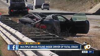 Prosecutors: Drugs played a role in deadly crash