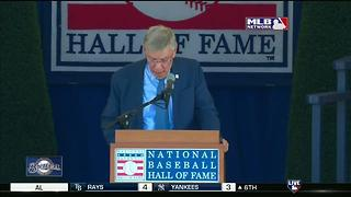 Bud Selig Inducted Into Baseball Hall of Fame - Video