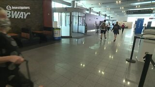 Year-to-date passengers at Cleveland-Hopkins Airport down nearly 2 million