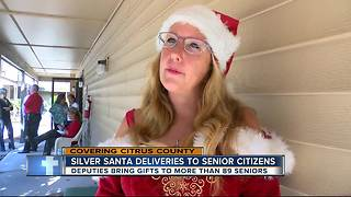 Cirtrus County Sheriff's Office brings Christmas to forgotten seniors - Video