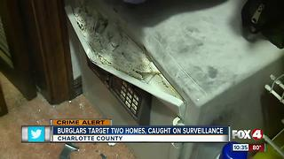 Home invasions spark investigations in Port Charlotte - Video