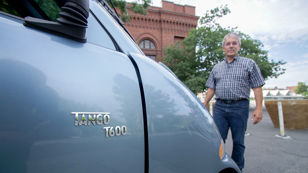 Tiny Electric Car Cost $420,000 To Build