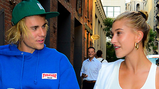 Justin Bieber & Hailey Baldwin HOLDING OFF On Marriage! - Video