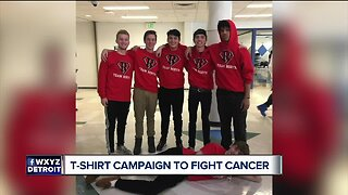 Birmingham Groves t-shirt campaign helps fight cancer