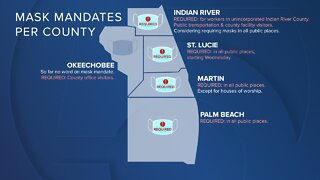 Indian River County to discuss new mask mandate