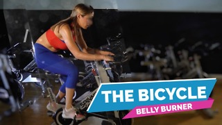 THE BICYCLE BELLY BURNER - Video